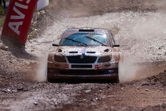 Avis Bosphorus Rally Arkivfoto