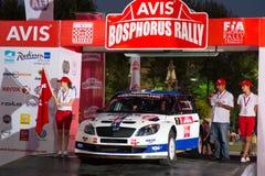 Avis Bosphorus Rally Royalty Free Stock Photos