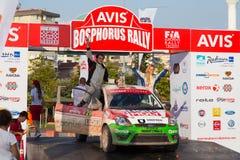 Avis Bosphorus Rally Royalty Free Stock Images
