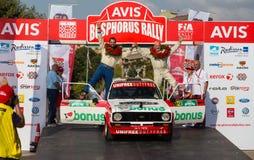 Avis Bosphorus Rally Stock Photos