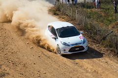 Avis Bosphorus Rally Stock Photo