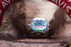 Avis Bosphorus Rally Stock Image