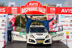 Avis Bosphorus Rally Royalty Free Stock Photo