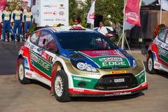 Avis Bosphorus Rally Stock Image
