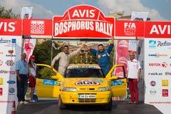 Avis Bosphorus Rally Royalty Free Stock Photography
