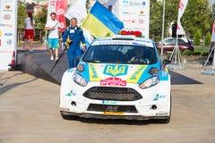 Avis Bosphorus Rally Stock Photo
