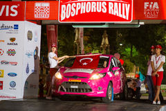 Avis Bosphorus Rally Stock Photos