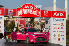 Avis Bosphorus Rally Royalty Free Stock Image
