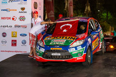 Avis Bosphorus Rally Royalty Free Stock Photo