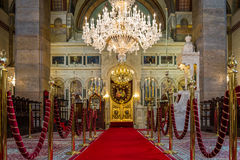 Avis Triada Greek Orthodox Church in Kadikoy, Turkey Royalty Free Stock Photos