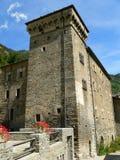 Avise, Valle di Aosta (Italia) Fotografia Stock Libera da Diritti