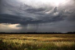 Aviso da tempestade Foto de Stock