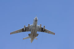 Aviso e sistema de controlo transportados por via aérea Imagens de Stock