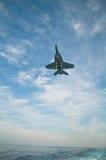 Avispón estupendo F-18 Fotografía de archivo libre de regalías