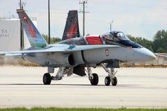 Avispón F-18 Fotografía de archivo