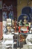 Avissinias Square Stock Image