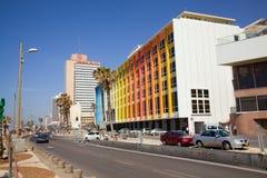 aviv以色列tel 免版税库存照片