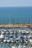 aviv Israel marina tel Zdjęcie Royalty Free