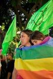 aviv prętowy homoseksualny strzelaniny tel Obrazy Royalty Free