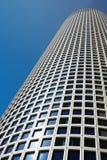 Aviv-Wolkenkratzer Stockbilder