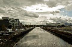aviva Dublin Ireland stadium Fotografia Royalty Free