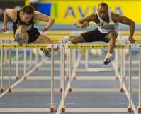 Aviva Indoor UK Trials and Championships Stock Photo