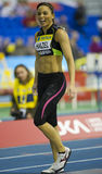 Aviva Indoor UK Trials and Championships Royalty Free Stock Photos