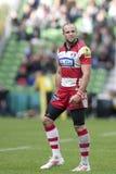 2011 Aviva Premiership-rugbyunie, Harlekijnen v Gloucester, Sept. Royalty-vrije Stock Fotografie