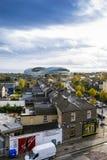 Aviva Stadium Dublin Arkivbild