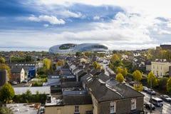Aviva Stadium Dublin Royaltyfria Foton