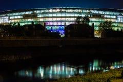 Aviva Stadium dublin ireland Royaltyfria Foton
