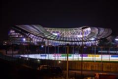 Aviva Stadium dublin ireland Royaltyfri Bild