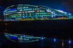 Aviva Stadium dublin ireland Royaltyfria Bilder