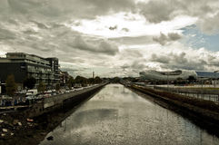 Aviva Stadium, Dublin, Ireland Royalty Free Stock Photography