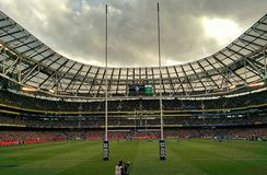 Aviva Stadium Royalty Free Stock Images