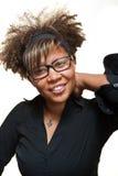avkopplat kvinnabarn för afrikan Fotografering för Bildbyråer