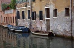 Avkrokar av Venedig 2 Royaltyfria Bilder