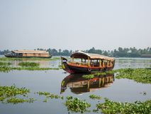 Avkrokar i Alleppey, Indien Royaltyfri Foto