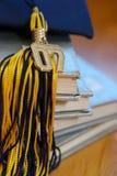 avläggande av examen 2007 arkivbild