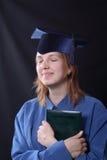 avläggande av examen royaltyfria foton