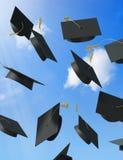 avläggande av examen Fotografering för Bildbyråer