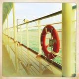 avlägsen kust Fotografering för Bildbyråer