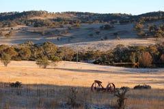 Avlägsen ranch 2 Royaltyfri Bild