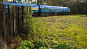 Avlagd kolbiltransport Royaltyfria Foton