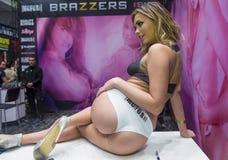 AVN Adult Entertainment Expo Stock Photo
