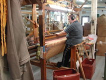 AVOCA, IRLANDE LE 12 JUIN 2007 : Un homme non identifié Photos stock