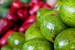 The Avocado. In front of all things stock photos