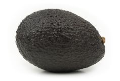 Avocado. Closeup image of a ripe avocado royalty free stock image