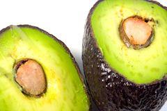 Avocado 2 Royalty Free Stock Images
