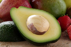 Avocado Stockfoto